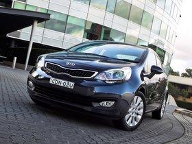 Ver foto 2 de Kia Rio Sedan 2011