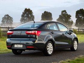 Ver foto 9 de Kia Rio Sedan 2011