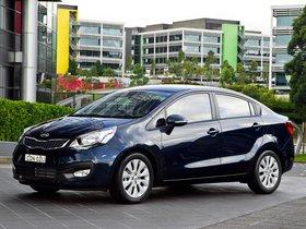 Ver foto 5 de Kia Rio Sedan 2011