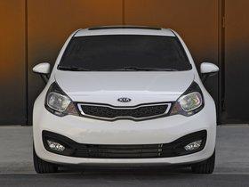 Ver foto 3 de Kia Rio Sedan USA 2011