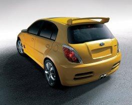 Ver foto 2 de Kia Rio Sport Concept 2004