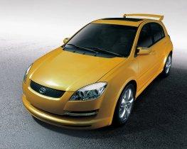 Ver foto 1 de Kia Rio Sport Concept 2004