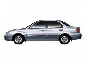 Ver foto 2 de Kia Sephia 2001
