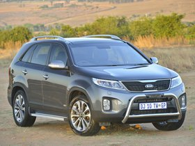 Fotos de Kia Sorento Adventure 2014