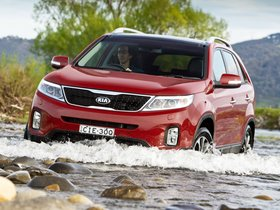 Ver foto 1 de Kia Sorento Australia 2012
