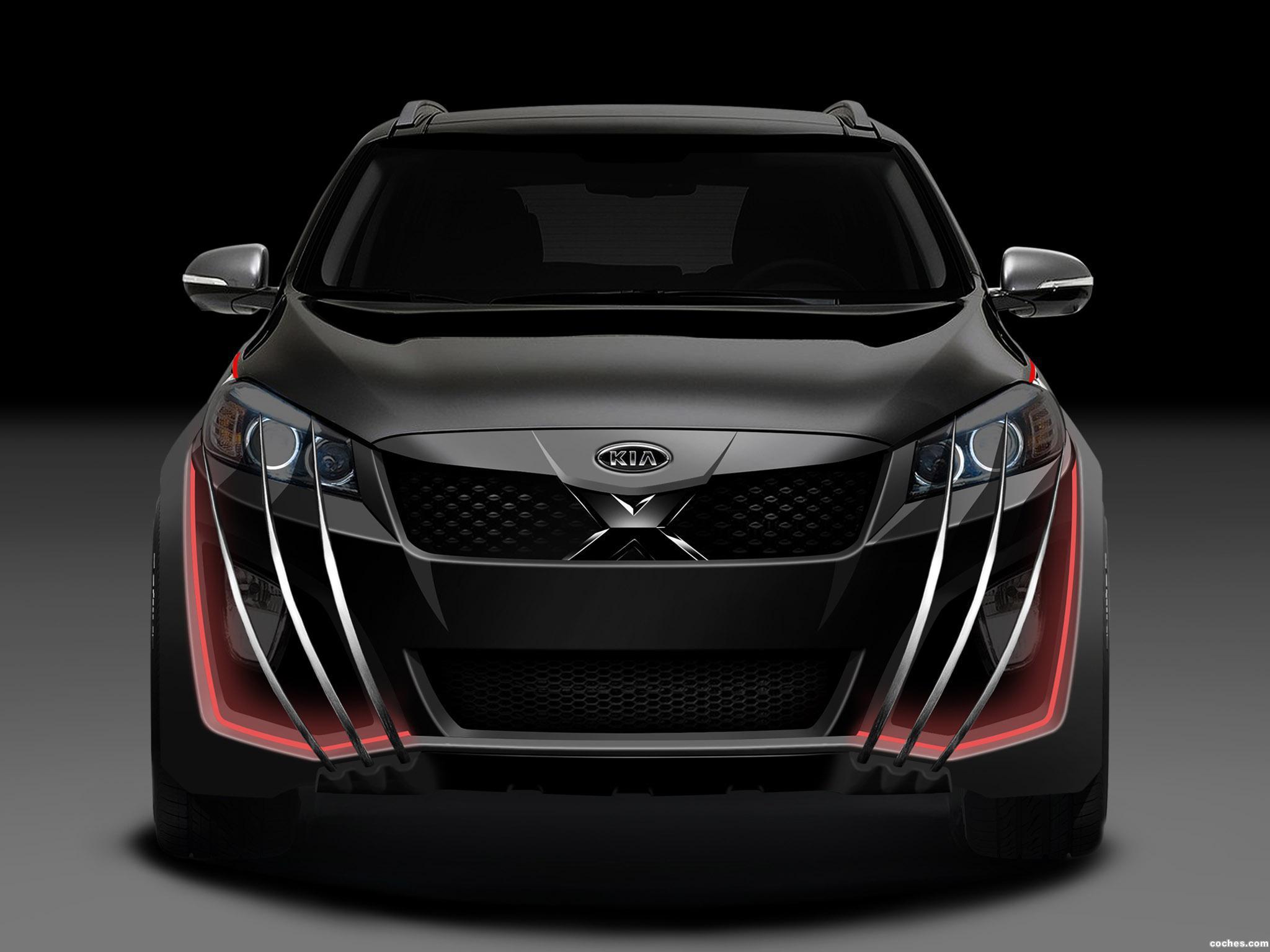 Foto 1 de Kia Sorento X Man Car 2014