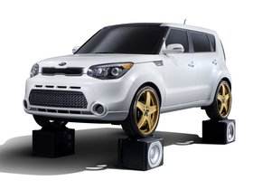 Fotos de Kia Soul Amped 2013