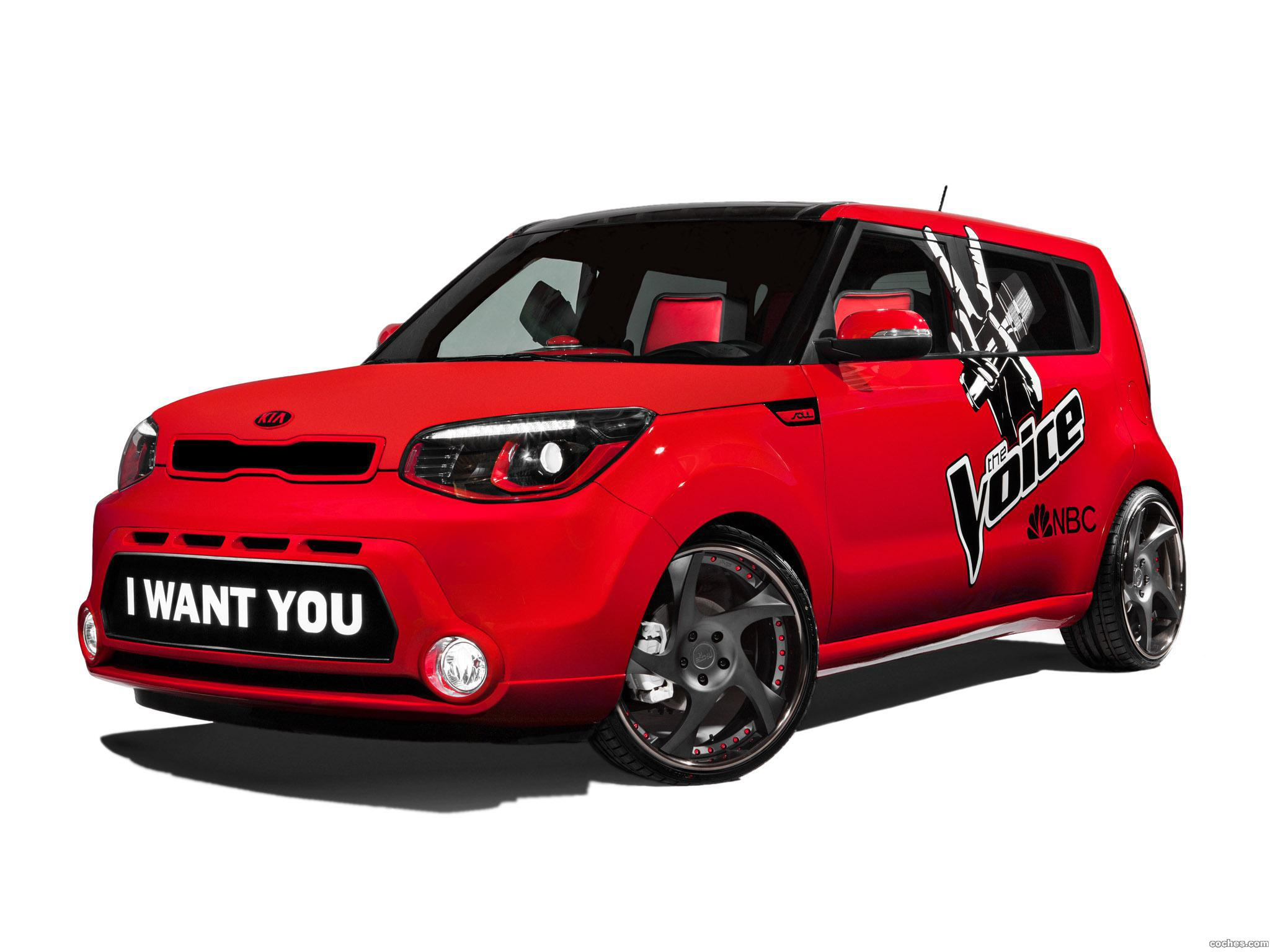 Foto 0 de Kia Soul The Voice 2013