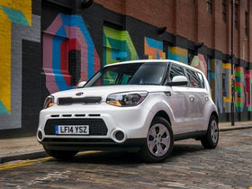 Fotos de Kia Soul UK 2014