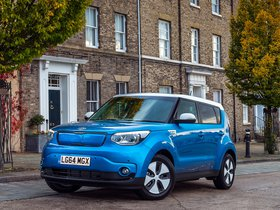 Fotos de Kia Soul eV UK 2014