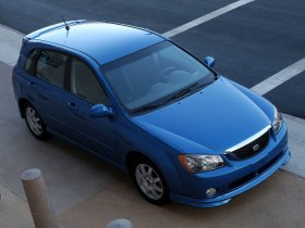 Ver foto 8 de Kia Spectra 5 2006