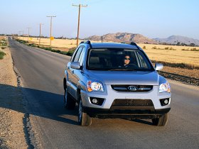 Ver foto 7 de Kia Sportage 2009