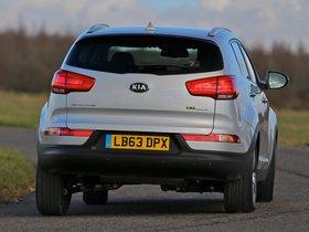 Ver foto 10 de Kia Sportage EcoDynamics UK 2013