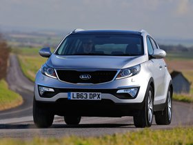 Fotos de Kia Sportage EcoDynamics UK 2013
