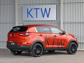 Ver foto 3 de Kia Sportage Edition Desperados by KTW Tuning 2013