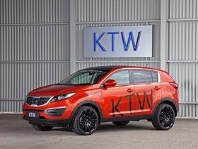 Ver foto 2 de Kia Sportage Edition Desperados by KTW Tuning 2013
