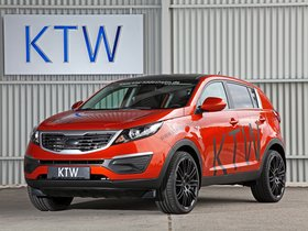 Fotos de Kia Sportage Edition Desperados by KTW Tuning 2013
