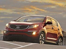 Ver foto 28 de Kia Sportage SX USA 2011