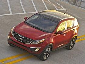 Ver foto 24 de Kia Sportage SX USA 2011