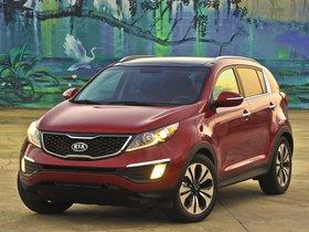 Ver foto 21 de Kia Sportage SX USA 2011