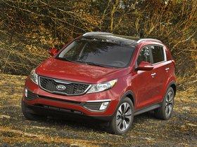 Ver foto 10 de Kia Sportage SX USA 2011