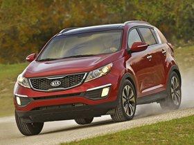 Ver foto 9 de Kia Sportage SX USA 2011