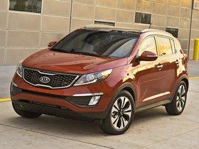 Ver foto 2 de Kia Sportage SX USA 2011