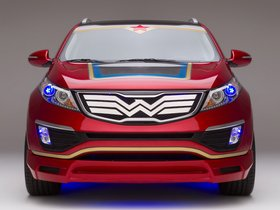 Fotos de Kia Sportage Wonder Woman 2013