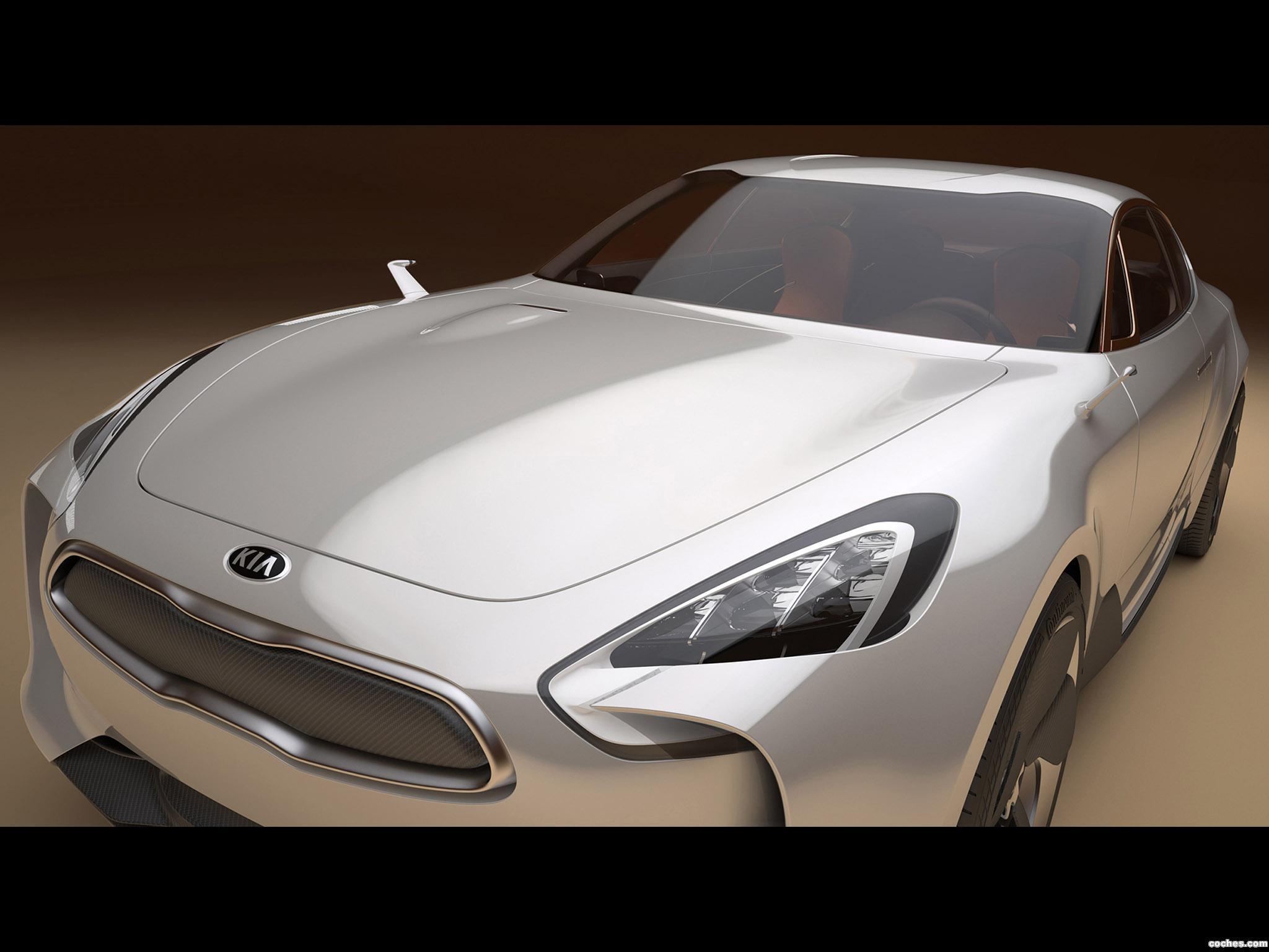 Foto 0 de Kia Sports Sedan Concept 2011