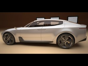 Ver foto 5 de Kia Sports Sedan Concept 2011