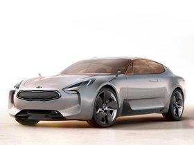 Ver foto 6 de Kia Sports Sedan Concept 2011