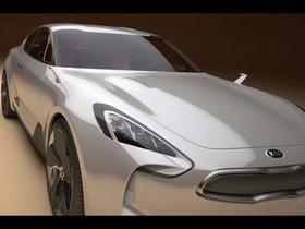 Ver foto 4 de Kia Sports Sedan Concept 2011