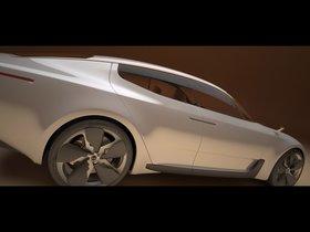 Ver foto 3 de Kia Sports Sedan Concept 2011