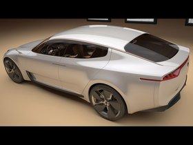 Ver foto 2 de Kia Sports Sedan Concept 2011