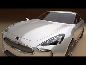 Fotos de Kia Sports Sedan Concept 2011