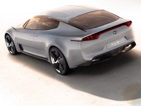 Ver foto 9 de Kia Sports Sedan Concept 2011