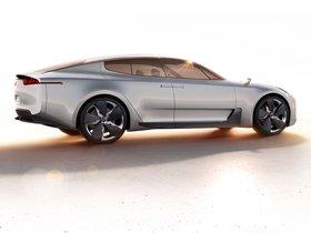 Ver foto 7 de Kia Sports Sedan Concept 2011