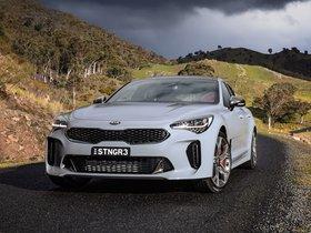 Ver foto 3 de Kia Stinger GT Australia 2017