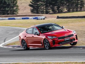 Ver foto 9 de Kia Stinger GT Australia 2017