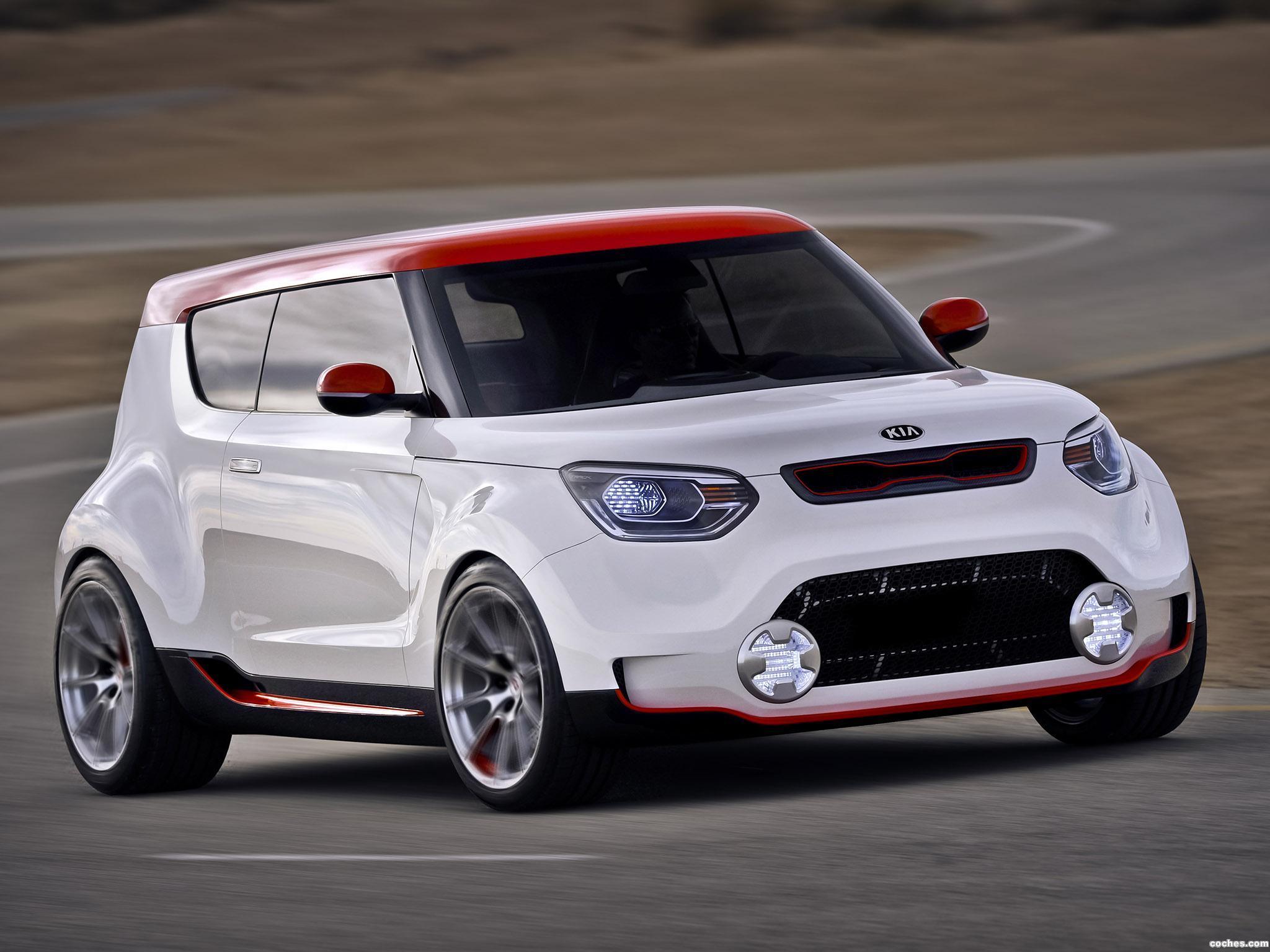 Foto 0 de Kia Trackster Concept 2012