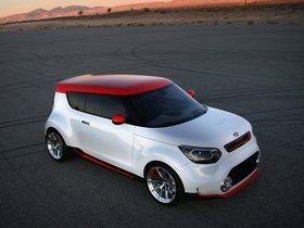 Ver foto 4 de Kia Trackster Concept 2012
