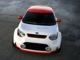 Ver foto 3 de Kia Trackster Concept 2012