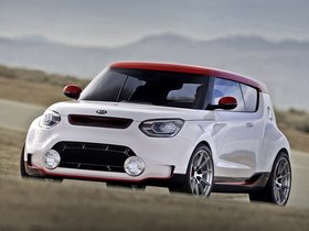 Ver foto 10 de Kia Trackster Concept 2012