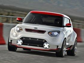 Ver foto 8 de Kia Trackster Concept 2012