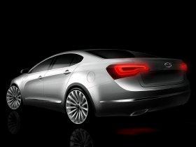 Ver foto 3 de Kia VG Concept 2009