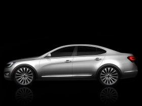 Ver foto 2 de Kia VG Concept 2009