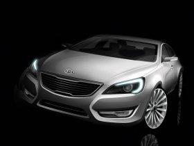 Fotos de Kia VG Concept 2009