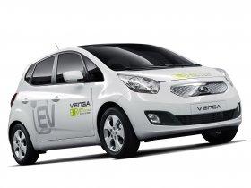 Ver foto 8 de Kia Venga Plug-In Electric Concept 2010