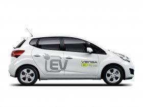 Ver foto 3 de Kia Venga Plug-In Electric Concept 2010