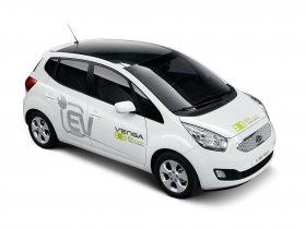 Ver foto 2 de Kia Venga Plug-In Electric Concept 2010